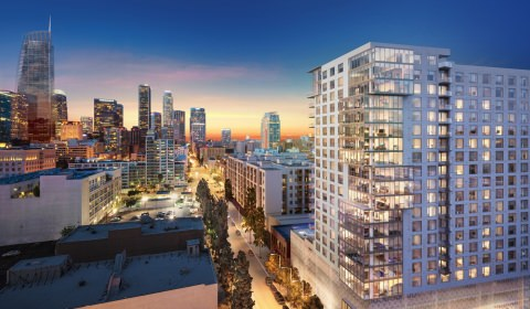 Los Angeles City Priority Housing Project