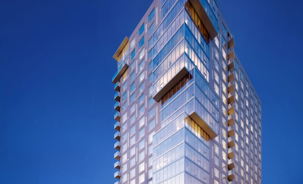 New High Rise Residential Building Marks A New Era In Downtown L.A. Living